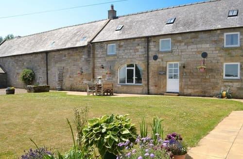 Last Minute Cottages - Grangemoor Barn