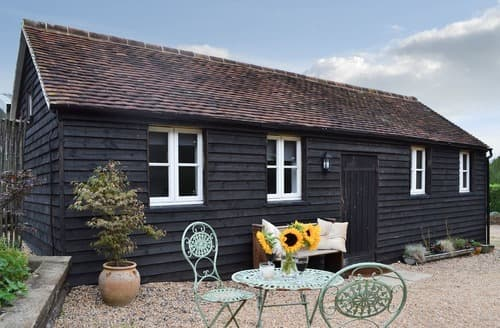 Last Minute Cottages - The Stable at Lower Barn Farm