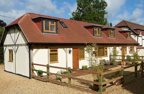 Last Minute Cottages - Shepherds Spring Cottage 1 - UKC4117