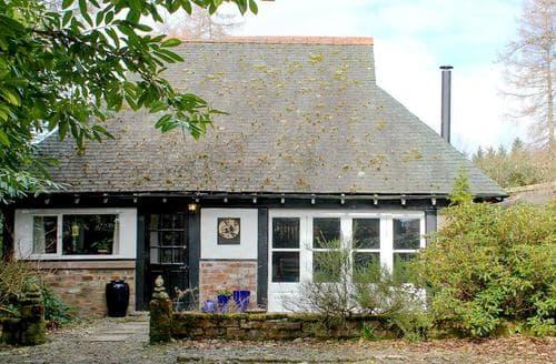 Last Minute Cottages - Gareside Lodge