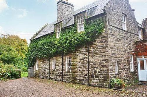 Last Minute Cottages - THE IVY WING