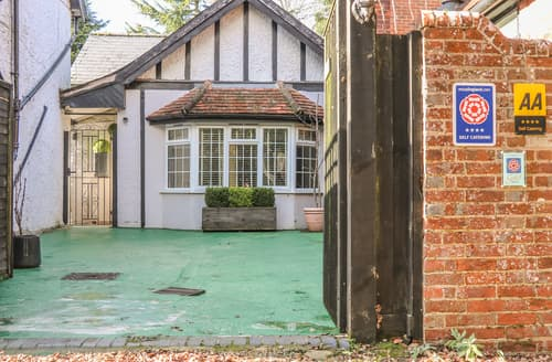 Last Minute Cottages - Woodend Annexe