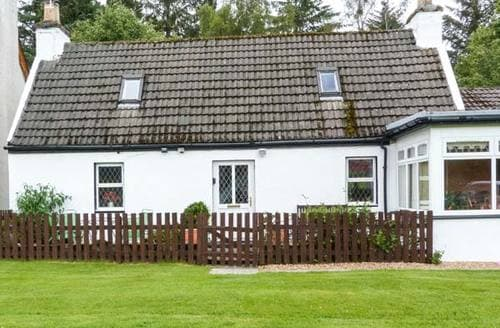 Last Minute Cottages - The Old Cottage at Inchbrine