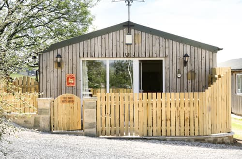 Last Minute Cottages - The Old Hen Shed