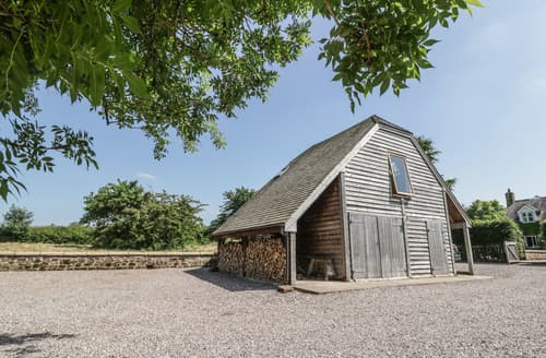 Last Minute Cottages - The Barn at Rose Cottage