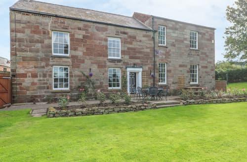 Last Minute Cottages - Godscroft Hall