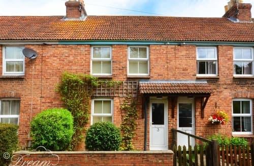 Last Minute Cottages - Brickyard Cottage