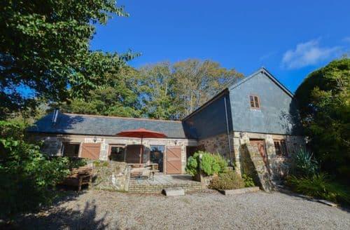 Last Minute Cottages - Church Close Cottage, Cusgarne, Truro