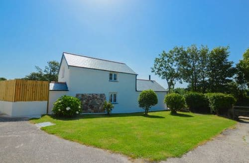 Last Minute Cottages - Sunnyside Barn, Chacewater Truro