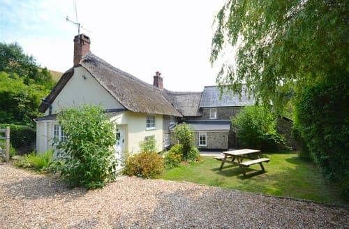 Last Minute Cottages - Gill Cottage