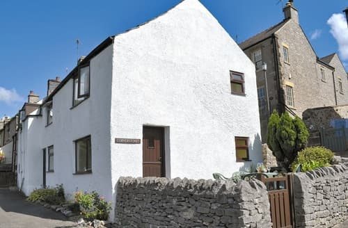 Last Minute Cottages - Cornerstones Cottage