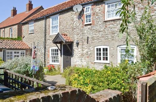 Last Minute Cottages - Pitts Cottage