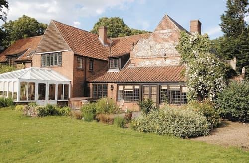 Last Minute Cottages - Hobbis House- E5542