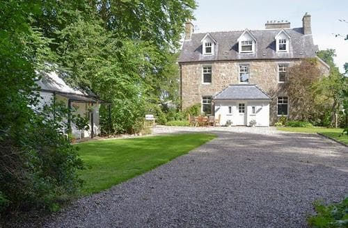 Last Minute Cottages - Cairngorms West Lodge
