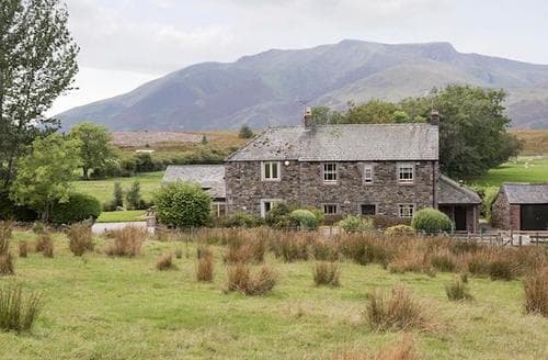 Big Cottages - Captivating Matterdale End Cottage S70482