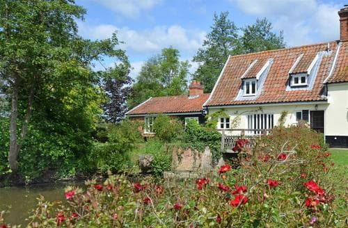 Last Minute Cottages - Glevering Mill