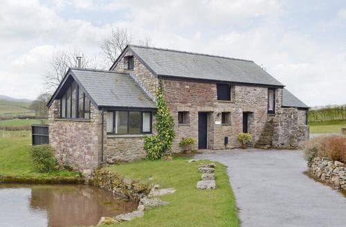 Last Minute Cottages - TY NANT-oxl