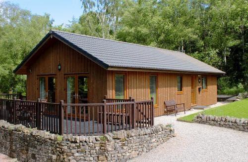 Last Minute Cottages - Rowanburn Lodge
