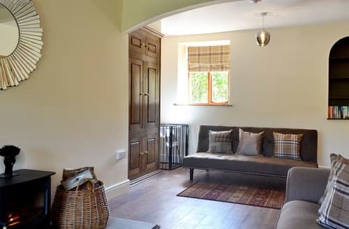 Last Minute Cottages - Wye Cottage