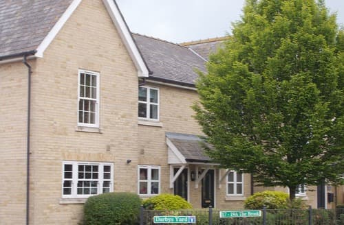 Last Minute Cottages - Hillsbrook House