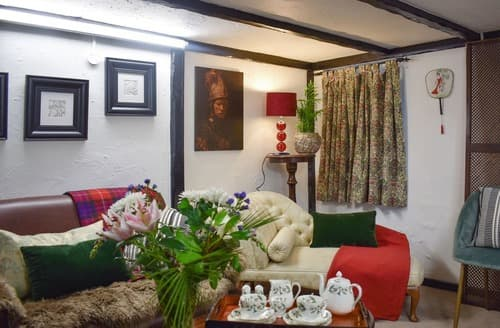 Last Minute Cottages - Wandle Cottage
