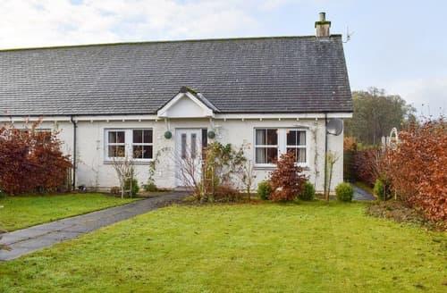 Last Minute Cottages - Duguid Cottage