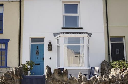 Last Minute Cottages - Bryn Terrace
