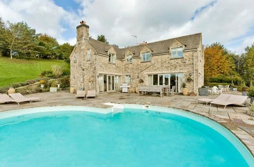 Last Minute Cottages - Springfield House, Rendcomb