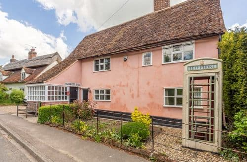 Last Minute Cottages - The Old Post Office, Higham
