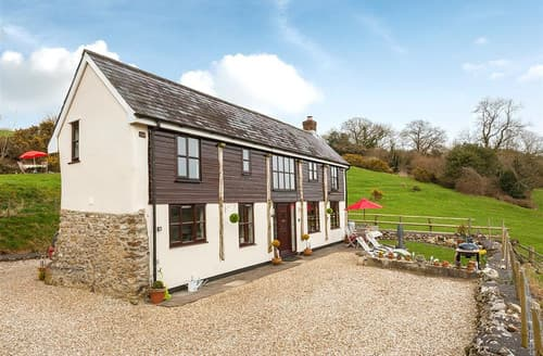 Last Minute Cottages - The Linhay, Bolham Water