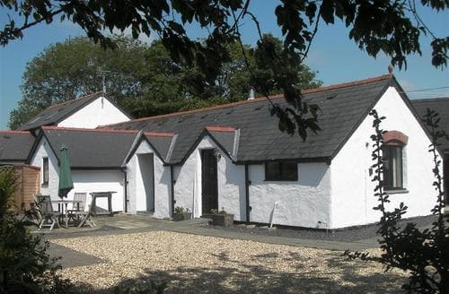 Last Minute Cottages - Superb Scolton Cottage S71846