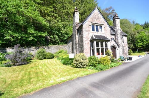 Last Minute Cottages - Treverbyn Vean Lodge