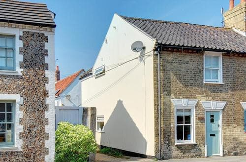 Big Cottages - Splendid Aldeburgh Rental S10078