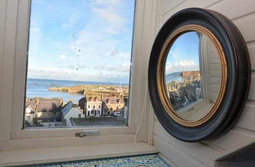 Last Minute Cottages - Eyemouth Apartment