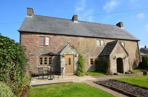 Last Minute Cottages - Lydney Cottage