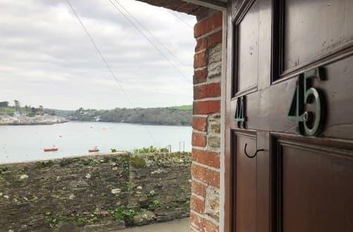 Last Minute Cottages - Polruan Cottage