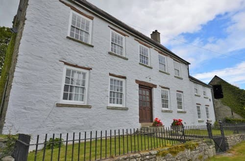 Last Minute Cottages - Builth Wells Cottage