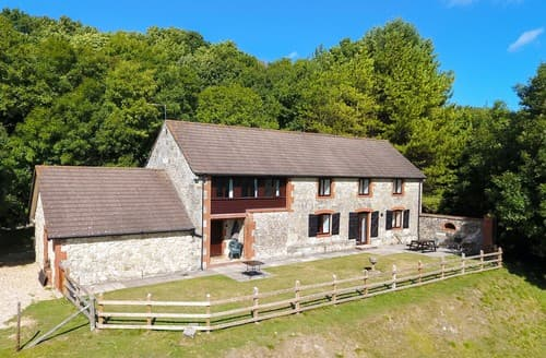 Last Minute Cottages - Newchurch Cottage