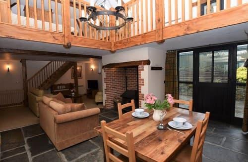 Last Minute Cottages - Beaworthy Cottage