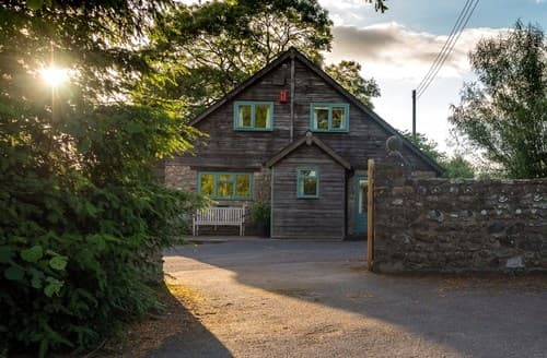 Last Minute Cottages - Honiton Cottage