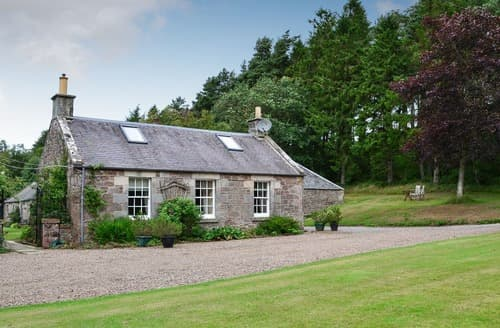 Last Minute Cottages - Ferniehaugh Cottage