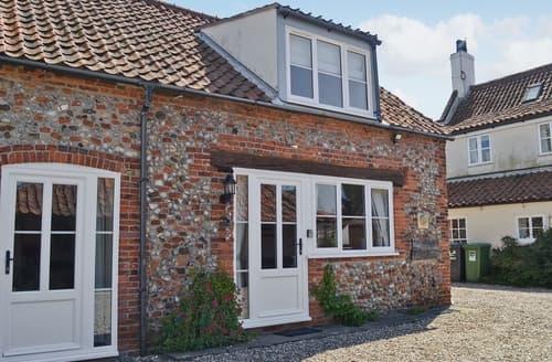 Last Minute Cottages - Wherry Cottage