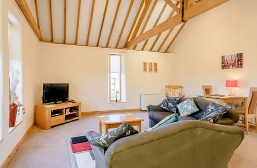 Last Minute Cottages - High Barn Canons