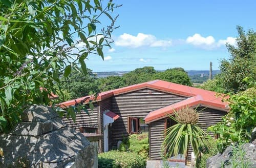 Last Minute Cottages - Caban Coed