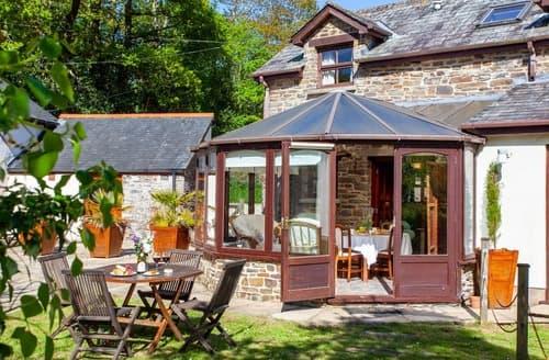 Last Minute Cottages - Park Mill Farm Cottage