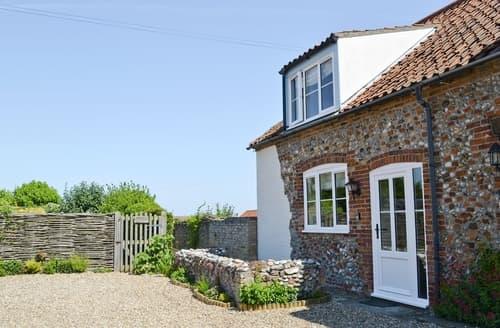 Last Minute Cottages - Clipper Cottage