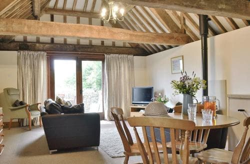 Last Minute Cottages - The Carthouse
