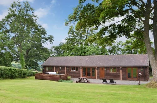 Last Minute Cottages - The Old Sawmill-E3311