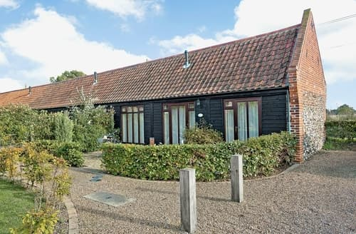 Last Minute Cottages - Rosemary - E4484