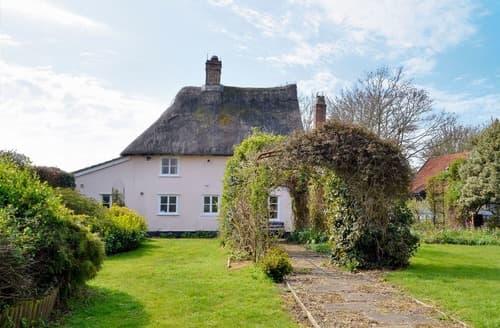 Last Minute Cottages - The Cottage - E4857